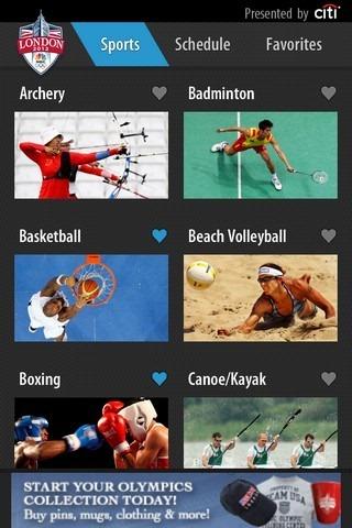 NBC Olympics Live Extras Sports
