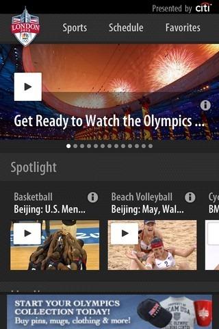 NBC Olympics Live Extras