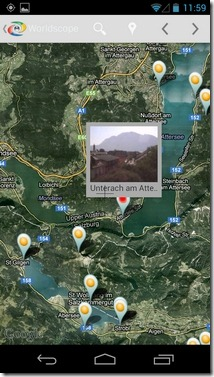 Worldscope-Webcams-Beta-4-Android-Map