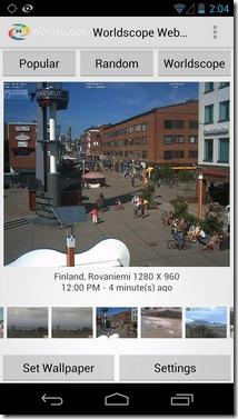 Worldscope-Webcams-Beta-4-Android-Wallpaper