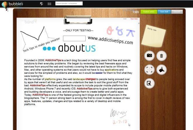 @bubbles - PREVIEW