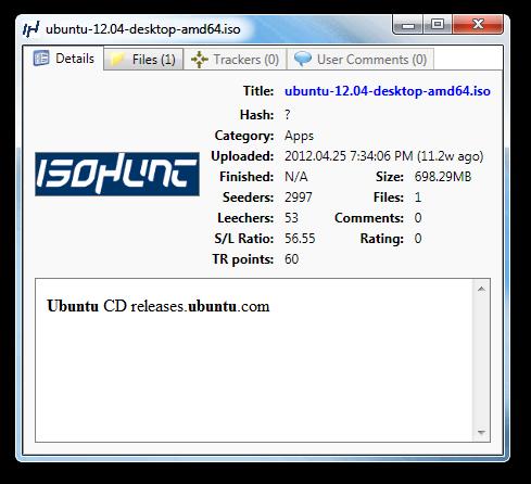 ubuntu-torrentrover
