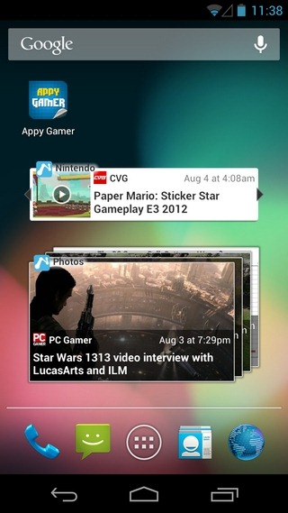 Appy-Gamer-Android-iOS-Widgets