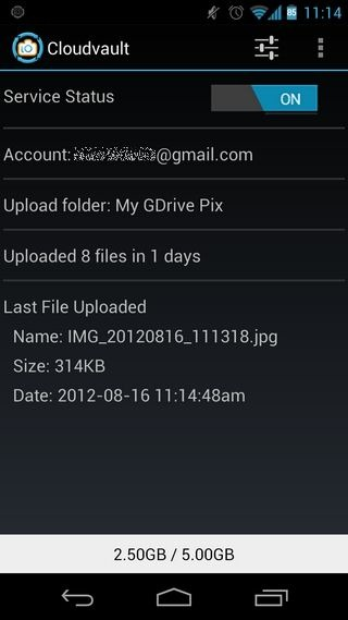 CloudVault-Photo-Uploader-Android-Home1