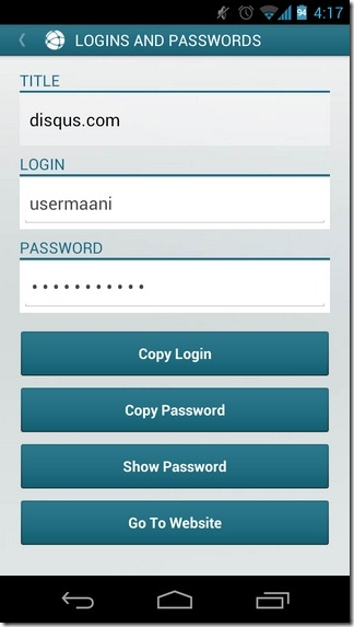 Dashlane-Android-Login-Account