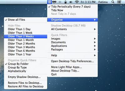 Desktop-Tidy