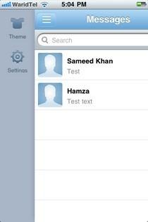GO SMS iOS