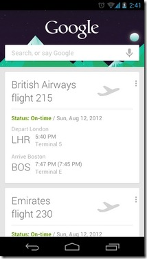 Google-Now-Smart-Cards-Android-Flights