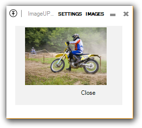 ImageUP by aDDER preview