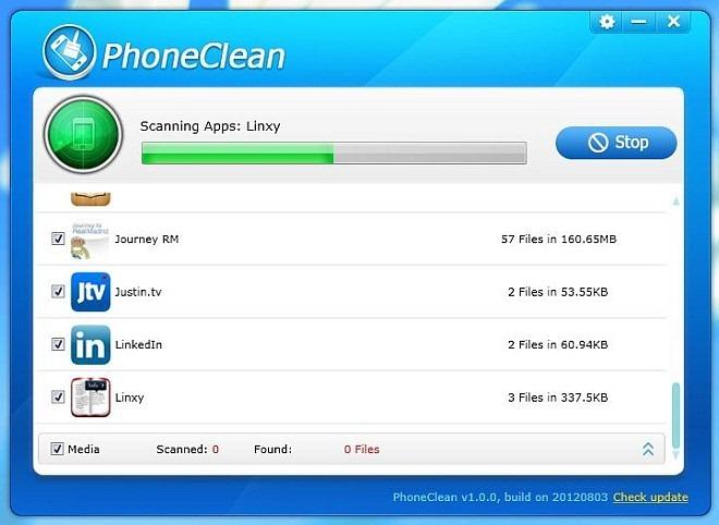 PhoneClean_Scanning