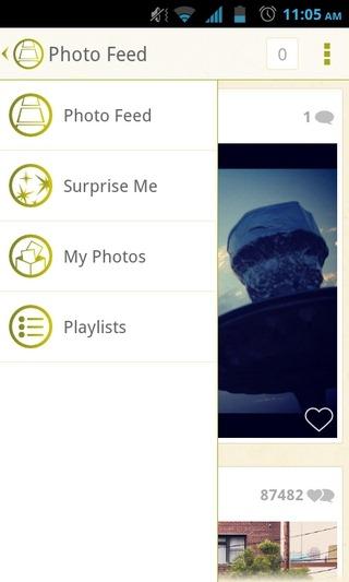 Pictarine-Android-Menu