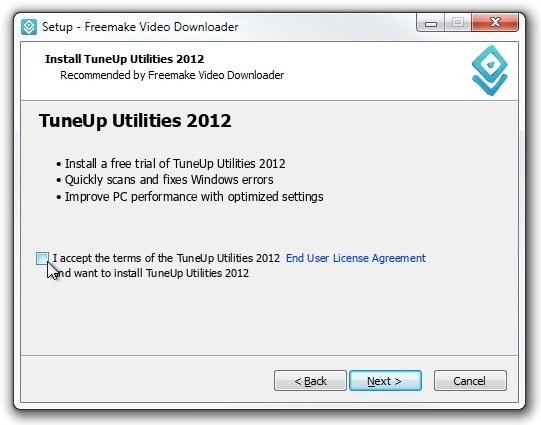 Setup - Freemake Video Downloader