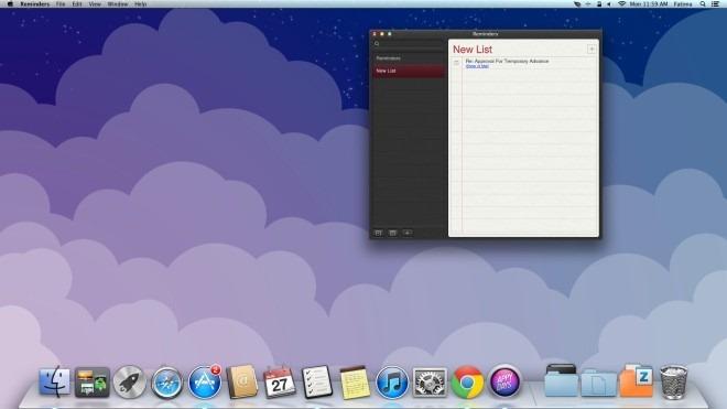Shade desktop