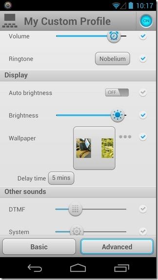 Smart-Settings-Android-Custom-Profile2
