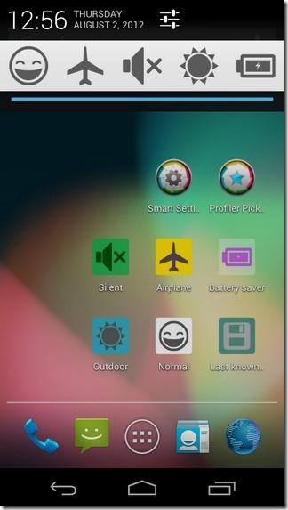 Smart-Settings-Android-Widgets