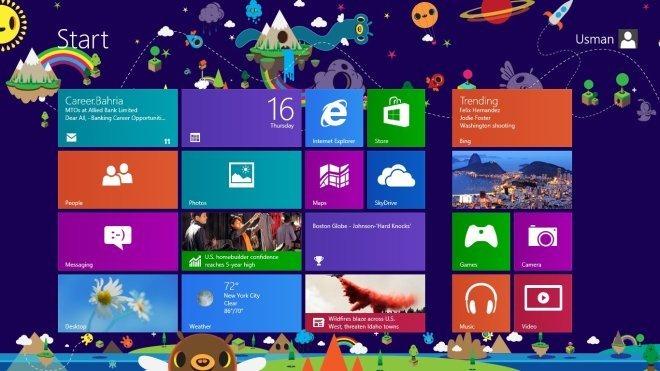 Windows 8 Personlization Tattoos
