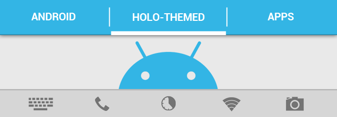 Android-Holo-Themed-Apps