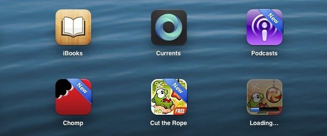 App Store New App Icon Ribbons iPad iOS 6a