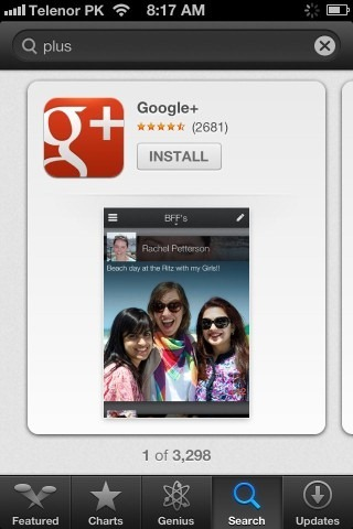 App Store Search iPhone iOS 6
