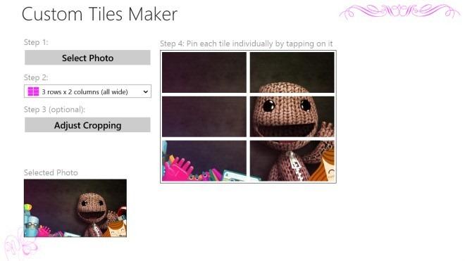 Custome Tile Maker
