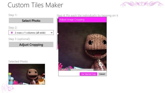 Custome Tile Maker_Crop
