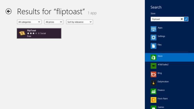 FlipToast Store