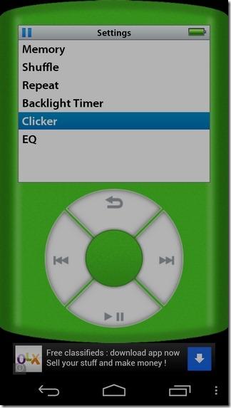 Idrod-Music-Android-Settings