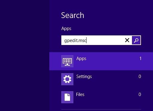 LGP_Prevent Start Screen Background_Step 1