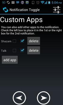 Notification Toggle - 3
