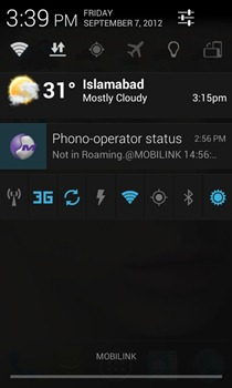 Power Toggles - Notification