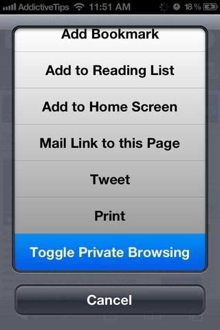 Privata Toggle