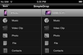 SimpleDrop-Menu
