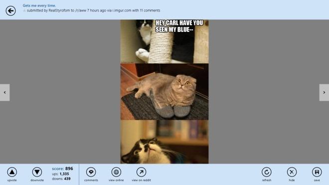 Snoo_Windows 8_View