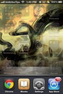 Status Bar Switcher iOS