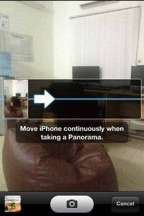iOS 6 Panorama Guideline