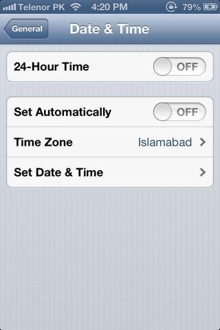 iOS App Store Error