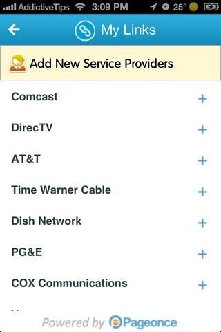 24me iOS Providers