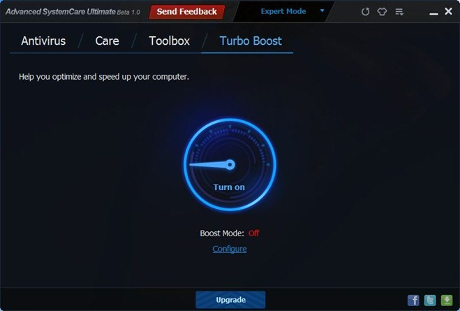 Advanced SystemCare Ultimate_Turboboost