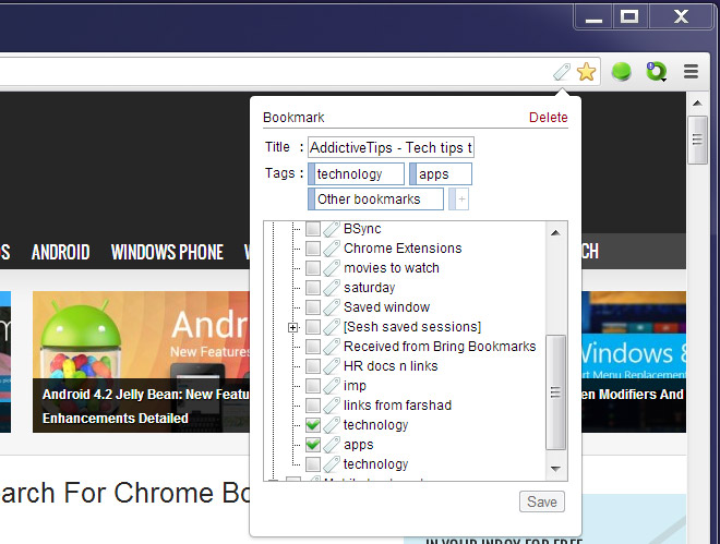 Bookmark#-tagging-for-Chrome