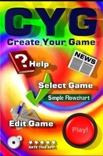 Create Your Game WP7 Home