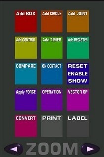 Create Your Game WP7 Options