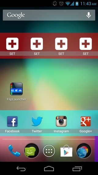 Flip-Launcher-Android-Home2