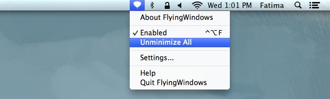 FlyingWindows