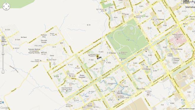 Maps Main