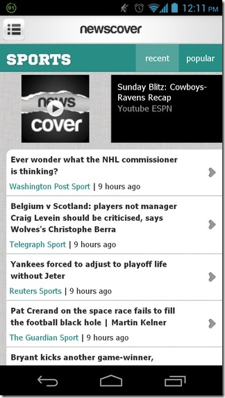 Newscover-Android-News