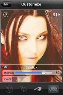 Perfect 365 iOS Customize