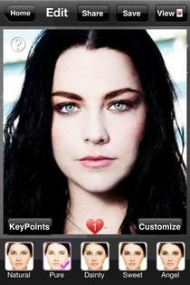 Perfect 365 iOS Edit