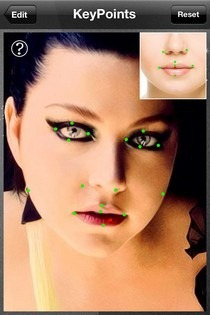 Perfect 365 iOS KeyPoints