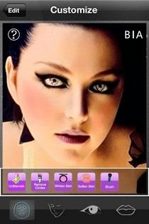 Perfect 365 iOS Makeup
