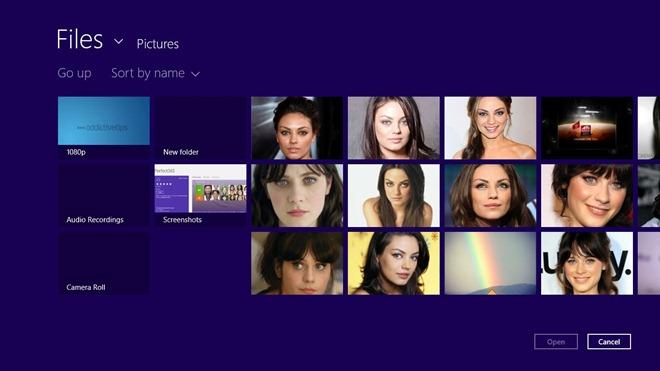 Perfect365_Choose File